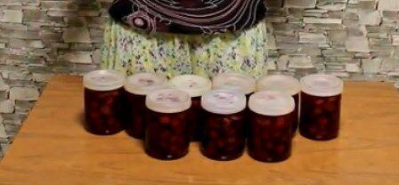 Как сварить вишневое варенье без косточек