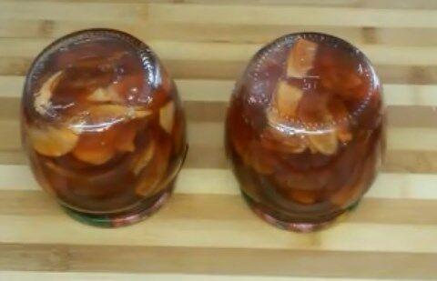 Прозрачное варенье из яблок дольками на зиму самые вкусные рецепты