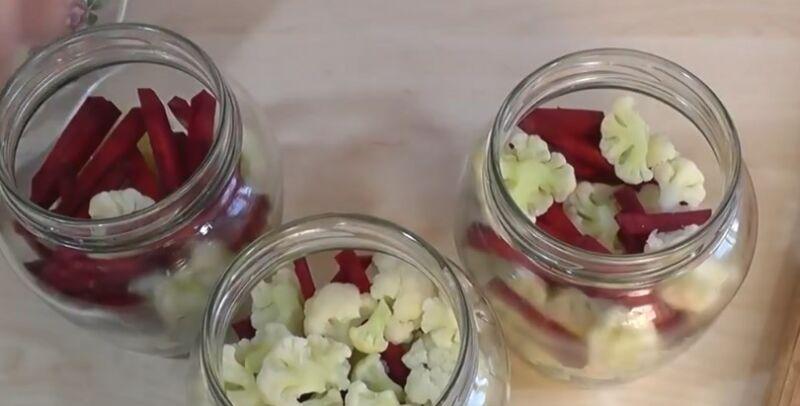 Что делать с цветной капустой на зиму