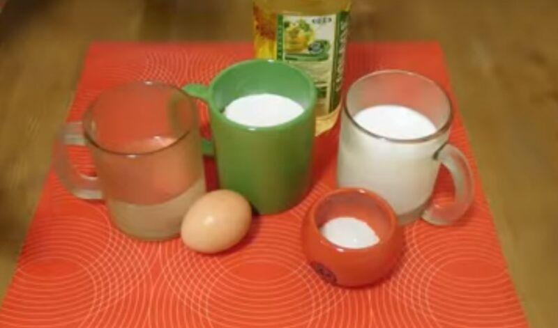 Как испечь ажурные блинчики на молоке